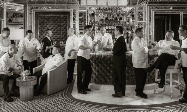 Wynn Macau Chef Group Shot